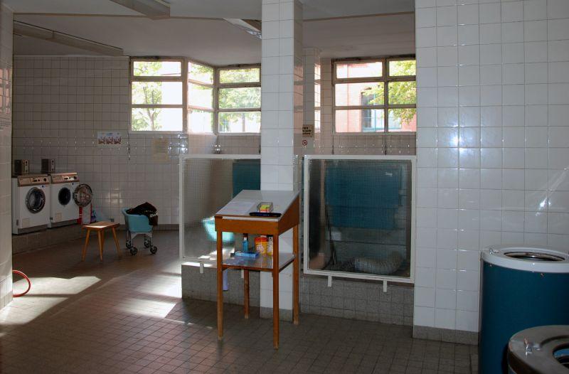 Waschküche im Jahre 2012