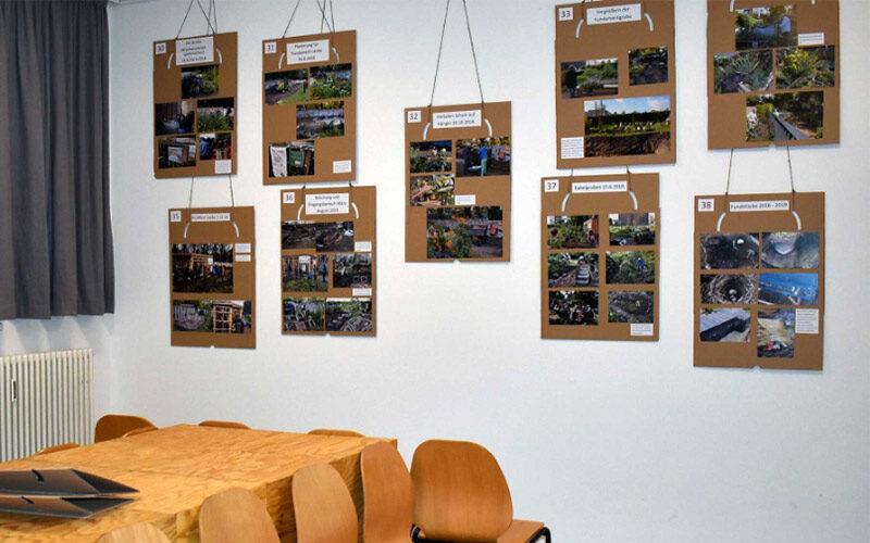 Ausstellung Michael Becker in der Waschküche