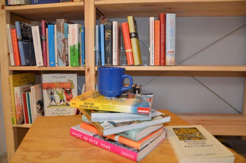 BücherLust, rund um Lesen und Schreiben